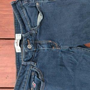Hollister Jeans - Great Add-On! Hollister Dark Blue 5 Long, w27/L35